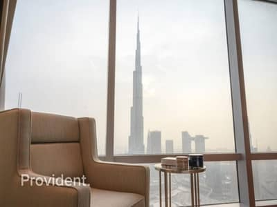 4 Bedroom Apartment for Sale in Downtown Dubai, Dubai - Exclusive Luxury with Stunning Burj Khalifa View