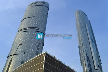 Office for Sale in Al Reem Island, Abu Dhabi - Beautiful Fitted Office Space / Ready To Move In!