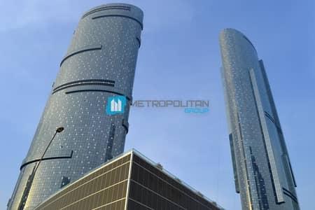 مکتب  للبيع في جزيرة الريم، أبوظبي - Beautiful Fitted Office Space / Ready To Move In!