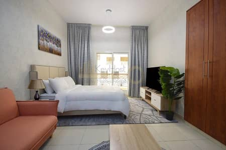 Studio for Rent in Dubai Silicon Oasis, Dubai - Studio Apartment | Bills Included