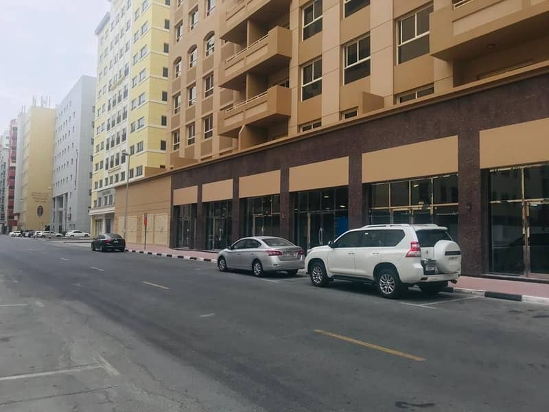 Brand new 2BHK flats for rent in Al Barsha 1
