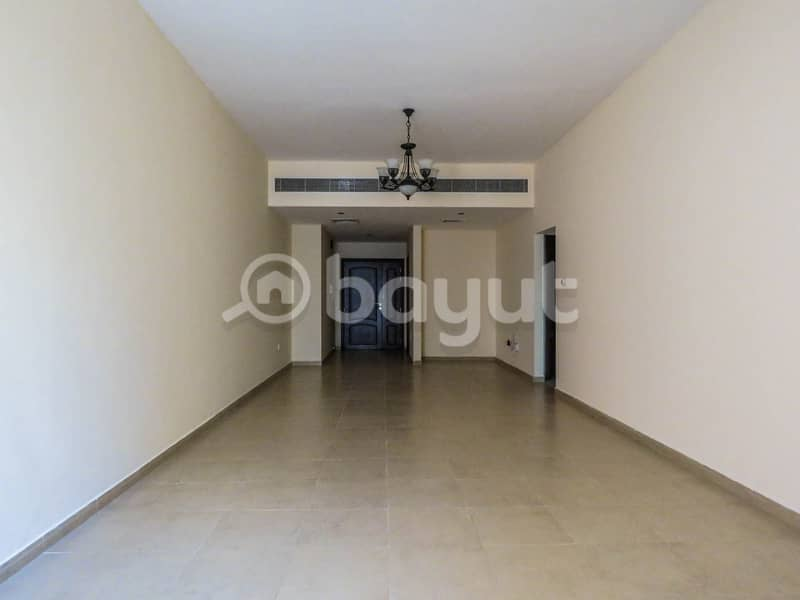 Well-finished 2 BHK apartments for rent in Oud Metha