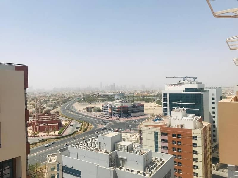 2 Brand new 1BHK apartments for rent in Al Barsha 1