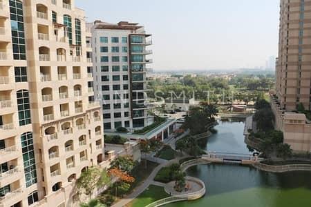 فلیٹ 2 غرفة نوم للبيع في ذا فيوز، دبي - Full Lake View | 2BR Apt I Mid Floor | Big Balcony