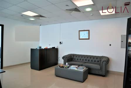 Office for Sale in Business Bay, Dubai - Bright & Spacious | Unfurnished  office Space