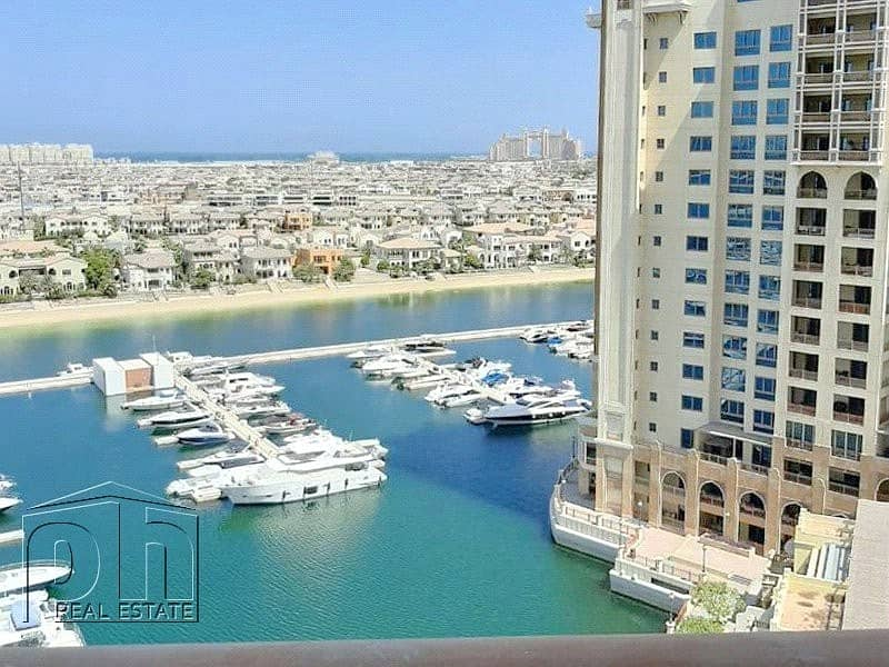 Full Sea Views | Large Balcony | Type B