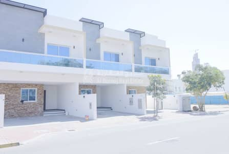 3 Bedroom Townhouse for Rent in Jumeirah Village Triangle (JVT), Dubai - Brand New 3-BR+maids room townhouse for rent|JVT