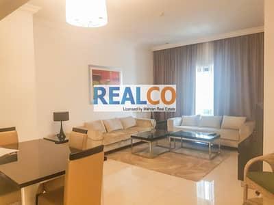 فلیٹ 2 غرفة نوم للايجار في الخليج التجاري، دبي - | SPECIOUS 2 BR APT | FULLY FURNISHED |