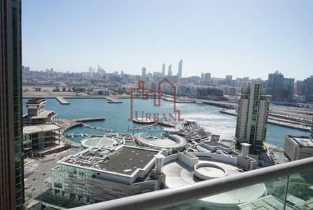 1 Bedroom Flat for Rent in Al Reem Island, Abu Dhabi - 2 payments! Smart 1BR w/ balcony move in soon