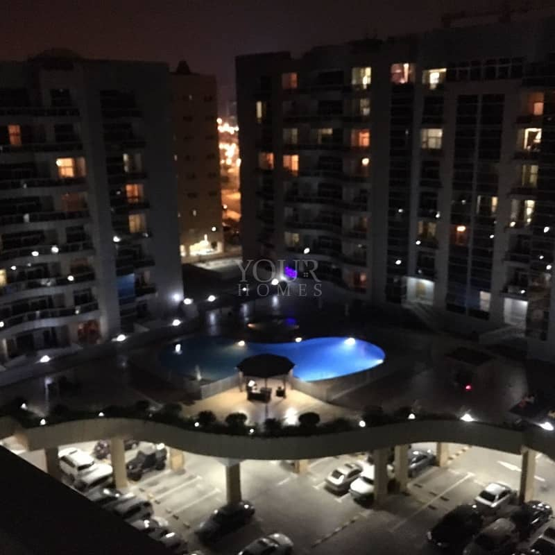 14 AS / Spacious 1BR Apt For Sale in Axis Residence 2
