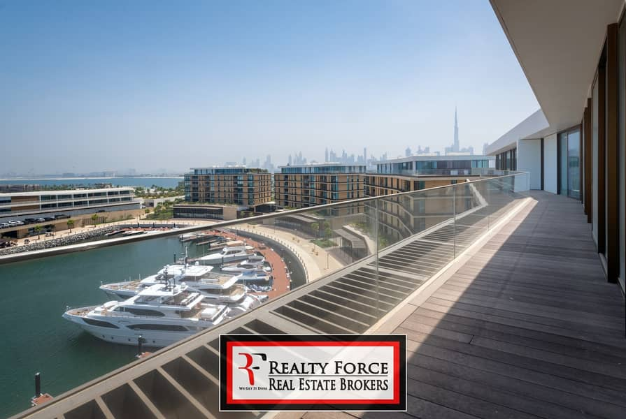 PANORAMIC VIEW | 4BR PENTHOUSE | HIGH FLOOR