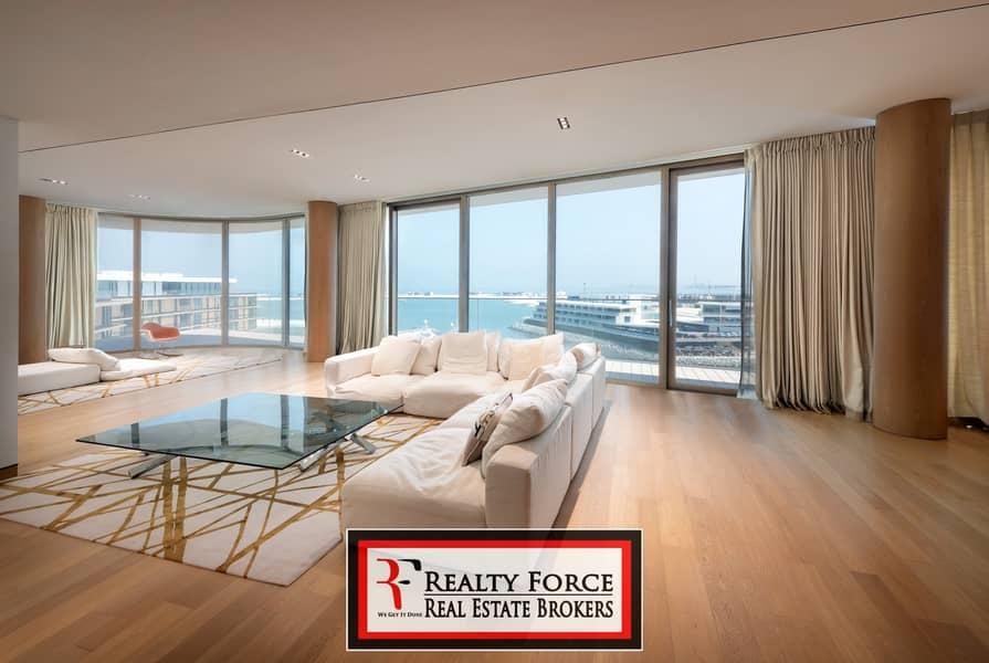 2 PANORAMIC VIEW | 4BR PENTHOUSE | HIGH FLOOR