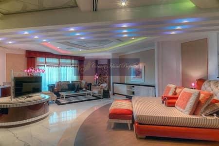 فیلا 7 غرف نوم للايجار في تلال الإمارات، دبي - Golf View ! 7 Bedroom  ! Vacant ! Furnished Villa
