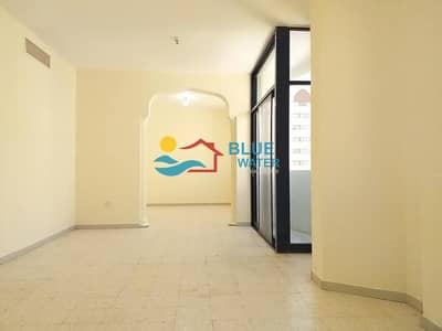 فلیٹ 3 غرف نوم للايجار في شارع ليوا، أبوظبي - No Commission | Renovated 3br Flat | Khalifa St
