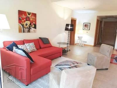 شقة 1 غرفة نوم للايجار في نخلة جميرا، دبي - Fully Furnished| Park View | High Floor