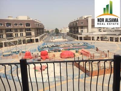 شقة 2 غرفة نوم للايجار في مردف، دبي - Open view !! large 1510 sq ft 2 bedroom in courtyard uptown just @ 65000