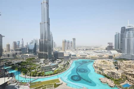 3 Bedroom Penthouse for Rent in Downtown Dubai, Dubai - Stunning Penthouse Apartment with Unparalleled Burj Khalifa and Fountain View