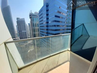 Office for Rent in Jumeirah Lake Towers (JLT), Dubai - Furnished Office With Balcony |  Lake View | Indigo Icon, JLT