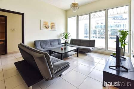 1 Bedroom Flat for Sale in Dubai Marina, Dubai - Vacant On Transfer | Fully Furnished | Marina View