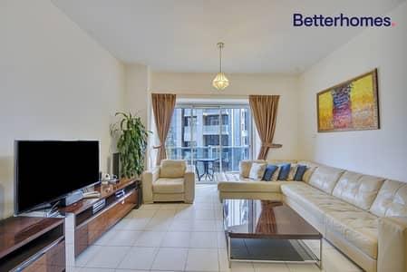 فلیٹ 2 غرفة نوم للايجار في دبي مارينا، دبي - 2br StudyI Marina View I Marina Tower | 4 Payments