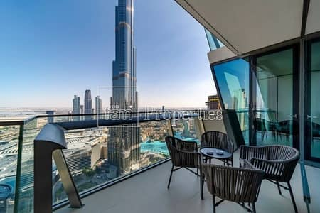 Burj Khalifa View | Spaciuos | Fully Furnished