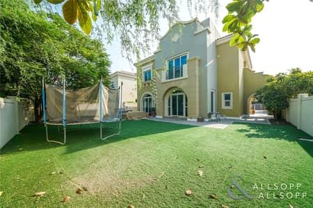 5 Bedroom Villa for Sale in Dubai Sports City, Dubai - Five Bed C1 | Carmen | Vacant On Transfer