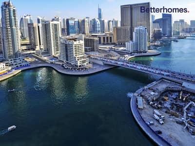 فلیٹ 1 غرفة نوم للبيع في دبي مارينا، دبي - Unfurnished | Marina Walk |Close to Metro |Vacant