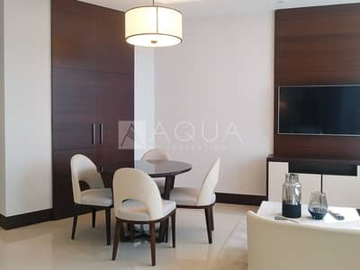 1 Bedroom Apartment for Sale in Downtown Dubai, Dubai - Fully Furnished Unit | Study Room | Tenanted