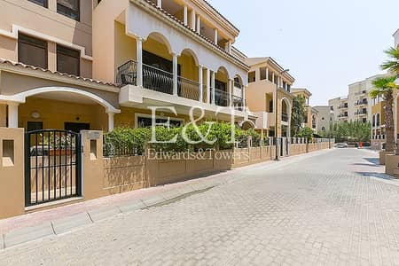 4 Bedroom Townhouse for Sale in Jumeirah Village Circle (JVC), Dubai - 4BR  upgraded townhouse with private parking
