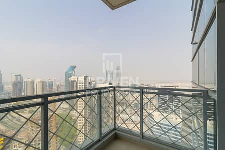 2 Bedroom Flat for Rent in Business Bay, Dubai - 2 BR Apt+Study with Balcony and 5* Facilities