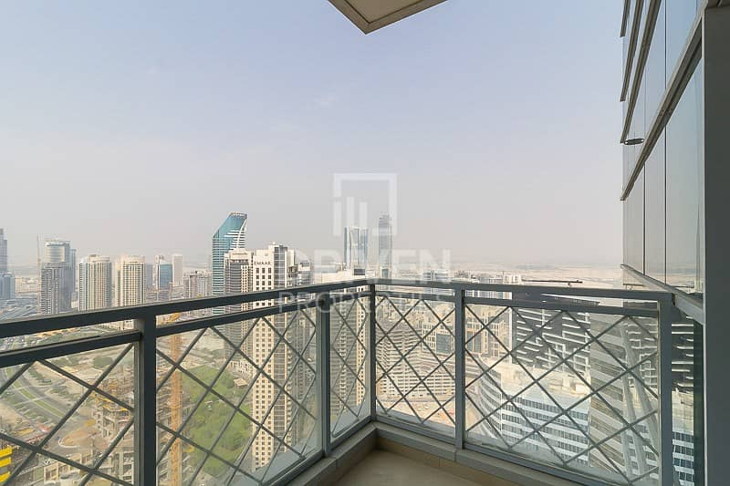 2 BR Apt+Study with Balcony and 5* Facilities