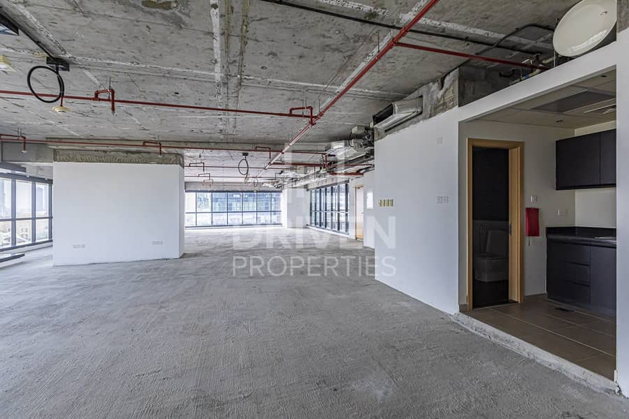 2 Partly Furnished and Full Floor Office in JLT