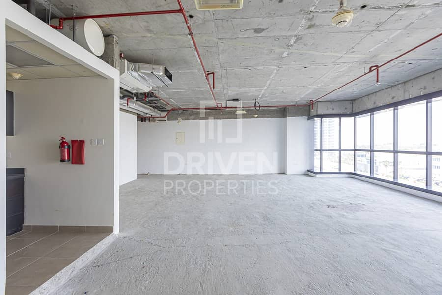 29 Partly Furnished and Full Floor Office in JLT