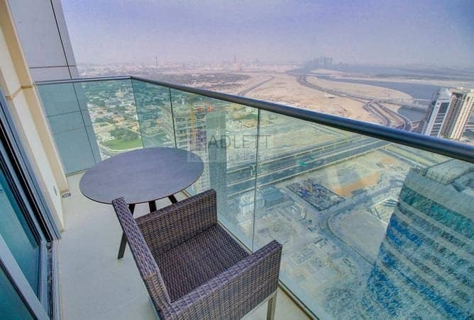 2 Luxury at its Peak|Furnished and Burj View Apartment
