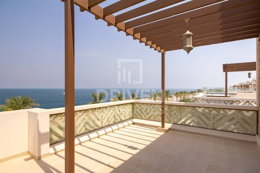 20 Brand New 4 Bed Villa with Full Sea View