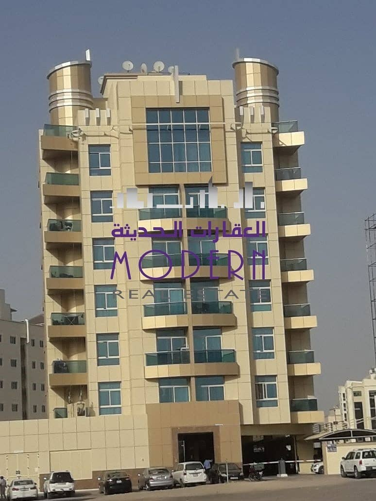 2 bed room apartment available in Al Warqa with facilities near to schools