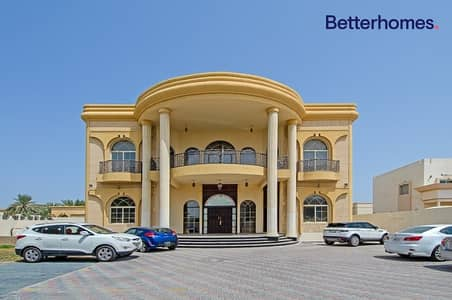 5 Bedroom Villa for Sale in Al Barsha, Dubai - Corner Villa | On Two Roads | Great Layout