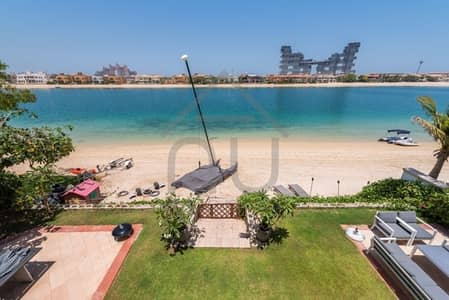 4 Bedroom Villa for Sale in Palm Jumeirah, Dubai - Atrium Entry | High Number | Atlantis View