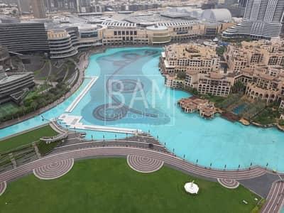 فلیٹ 3 غرف نوم للايجار في وسط مدينة دبي، دبي - Luxurious 3 BHK + Maid Apartment | Stunning View