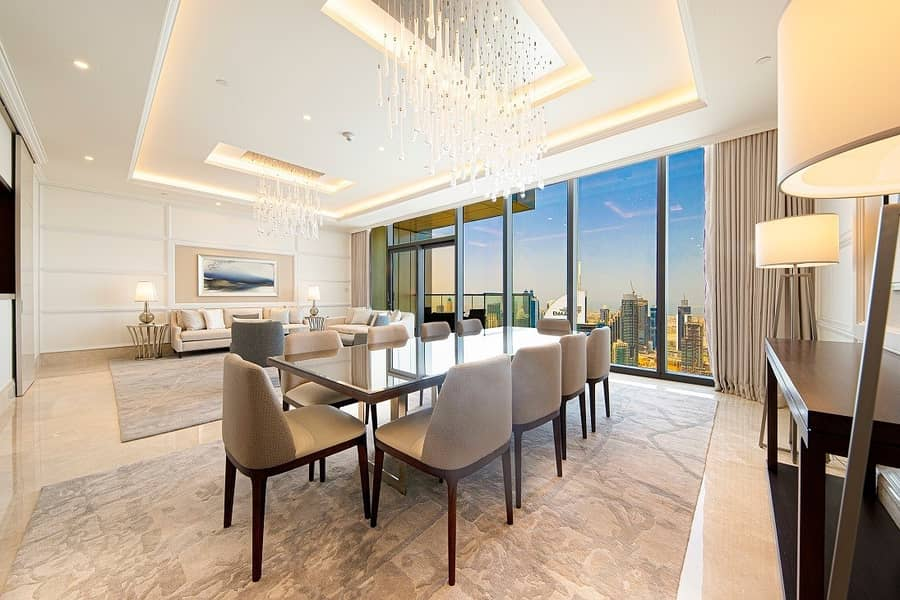 2 Exclusive Penthouse with Breathtaking Views