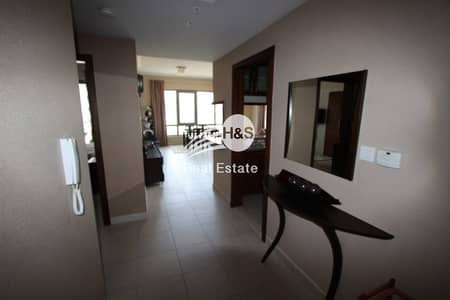 1 Bedroom Apartment for Rent in Downtown Dubai, Dubai - Pool View I Vacant 1 Bed I Chiller Free
