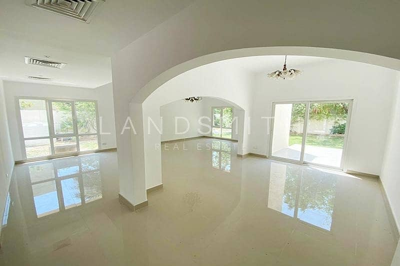 2 Vacant Type 7 Upgraded 5BR Villa in Meadows 1
