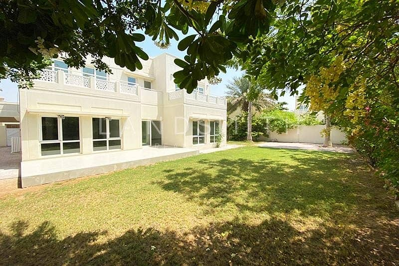 14 Vacant Type 7 Upgraded 5BR Villa in Meadows 1