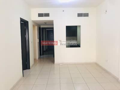 شقة 1 غرفة نوم للايجار في المدينة العالمية، دبي - One Bedroom for Rent in Riviera Residence