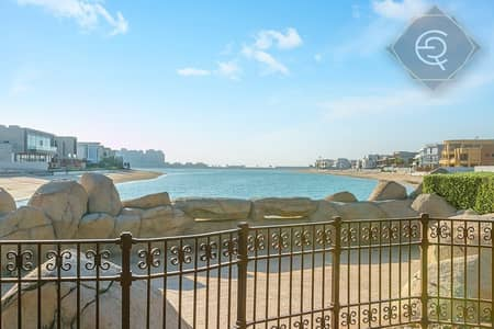 4 Bedroom Villa for Sale in Palm Jumeirah, Dubai - One Of The Biggest Plot Access to the Beach