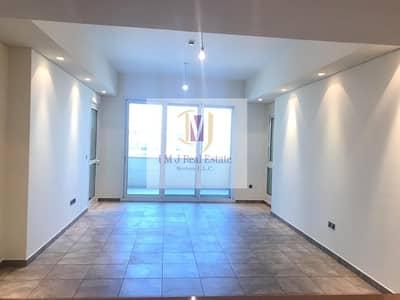 فلیٹ 2 غرفة نوم للايجار في نخلة جميرا، دبي - Unfurnished 2BR plus Maids Marina Residence