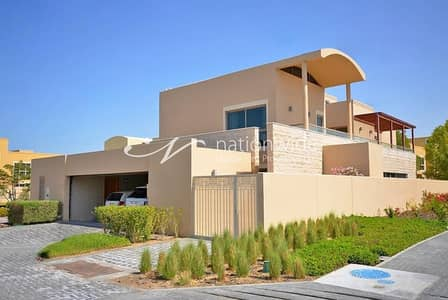 5 Bedroom Villa for Sale in Al Raha Gardens, Abu Dhabi - Secure Your Suburb Address Today w/ Rental Back