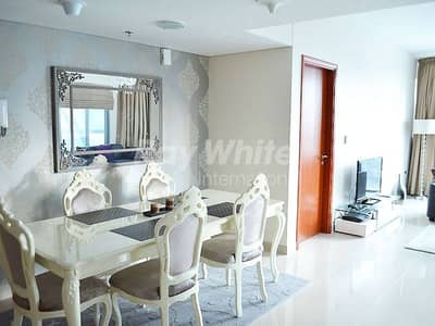 Luxurious Furnished 2 BR in Park Towers