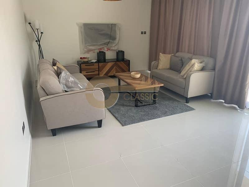 Elegant Fully Furnished| 3bed| Maids Room|Amazonia
