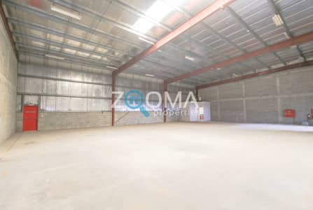 Prime and Gated location Warehouse + Office for Sale